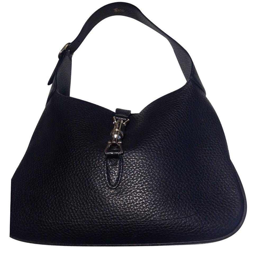 Leder Hobo Bag